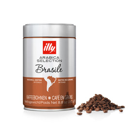Illy Arabica Selection Brasile Coffee Beans 6x250g