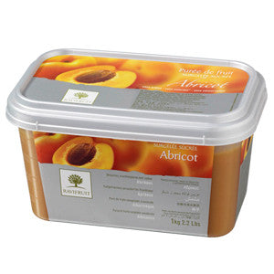 Ravifruit Frozen Fruit Puree Apricot 5x1kg Tub