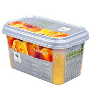 Ravifruit Frozen Fruit Puree Mandarin 5x1kg Tub