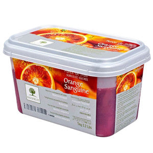 Ravifruit Frozen Fruit Puree Blood Orange 5x1kg Tub