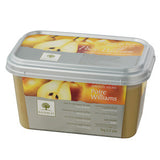 Ravifruit Frozen Fruit Puree Pear 5x1kg Tub