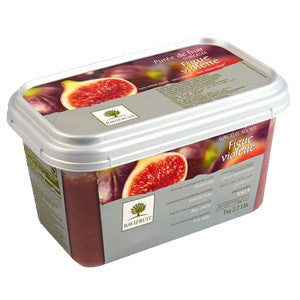 Ravifruit Frozen Fruit Puree Fig 5x1kg Tub