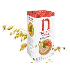 Nairn's Rough Oatcakes 10x291g