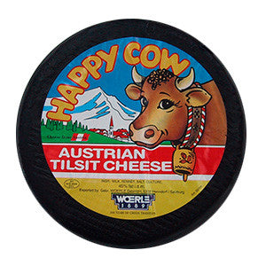 Happy Cow Black Tilsit 1x4Kg