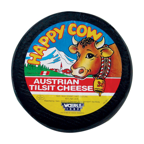Happy Cow Tilsit Cheese 1x7kg