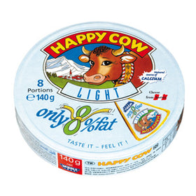 Happy Cow Low Fat (12x140g)