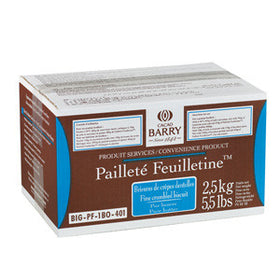 Cacao Barry Speciality Paillete Feuilletine  (4 x 2.5kg Bag)