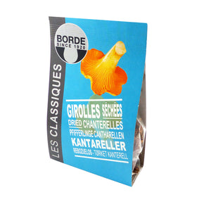 Borde Dried Chanterelle 8x20g
