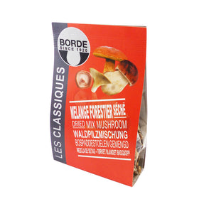 Borde Dried Mushroom Mix 8x20g