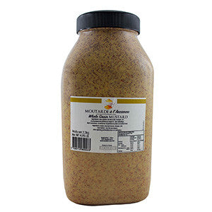 Beaufor Mustard Wholegrain (2x2.2kg)