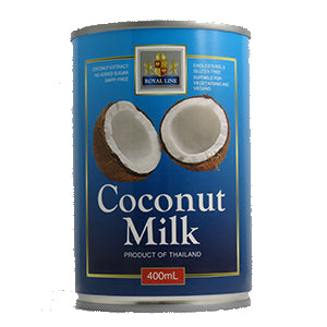 Royal Line Coconut Milk 24x400ml