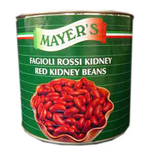 Mayers Beans Red Kidney 6x2.5kg