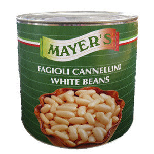 Mayers Beans Cannellini (6x2550g)