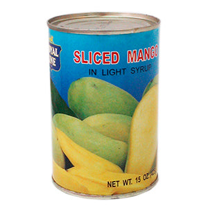 Royal Line Sliced Mango in Light Syrup 24x425g