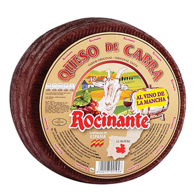 Rocinante Spanish Goats Cheese In Red Wine 2x3kg