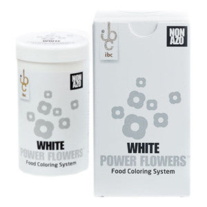 Mona Lisa White Power Flowers 50g