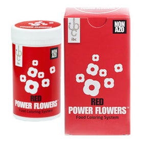 IBC Red Power Flowers 50g