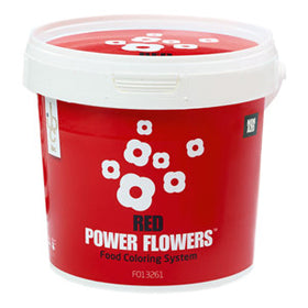 IBC Red Power Flowers 500g