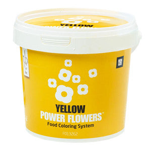 Mona Lisa Yellow Power Flowers 500g
