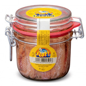 Flott Cliptop Anchovy Fillets 6x235g