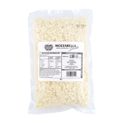 Follow Your Heart Vegan Mozzarella Shreads 12x500g