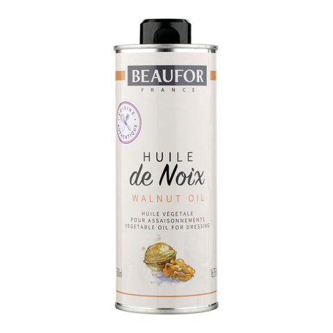 Beaufor Walnut Oil 6x500ml