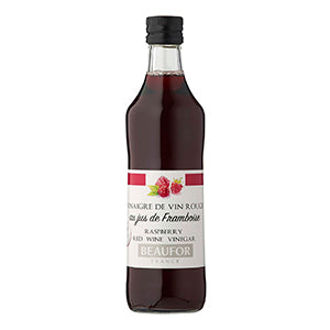 Beaufor Vinegar Raspberry (12x500ml) - French