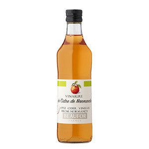 Beaufor Vinegar Apple Cider (12x500ml) - French