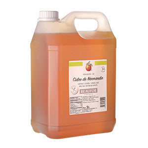 Beaufor Vinegar Cider (2x5L) - French