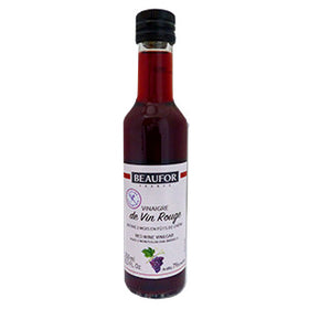 Beaufor Red Wine Vinegar 6x250ml