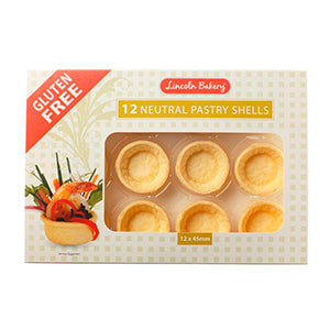 Gluten Free Neutral Tart 45mm