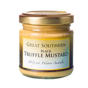 Great Southern Black Truffle Mustard 100g