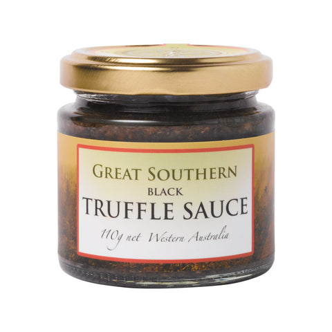 Great Southern Black Truffle Sauce 12x110g