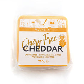 Mayers Vegan Cheddar Block 12x200g