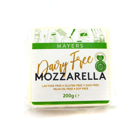Mayers Vegan Mozzarella Block 12x200g