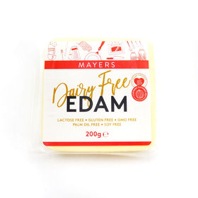 Mayers Vegan Edam Block 12x200g