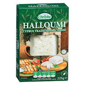 Christis Halloumi Box (8x225g)