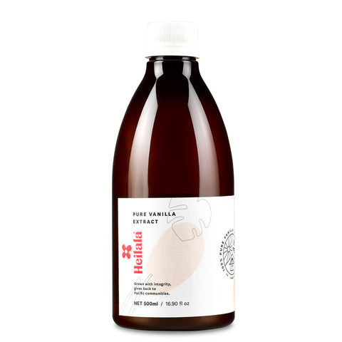 Heilala Vanilla Extract Single Fold 6x500ml