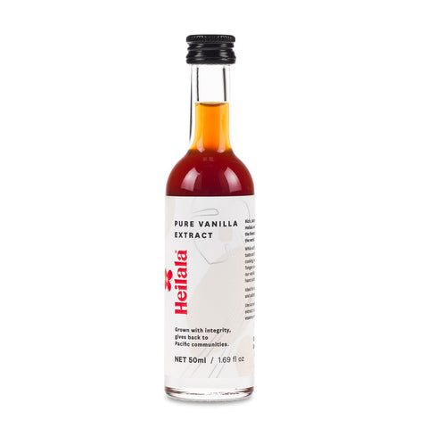 Heilala Vanilla Extract Single Fold 6x50ml