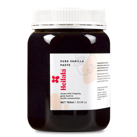 Heilala Vanilla Paste 10x750ml