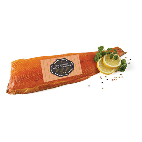 Mayers Hot Smoked Salmon Natural 12x800g