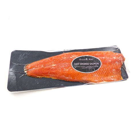 Ocean King Hot Smoked Salmon 10x1.2kg RW