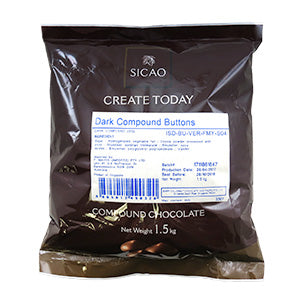 SICAO Dark Compound 1.5kg