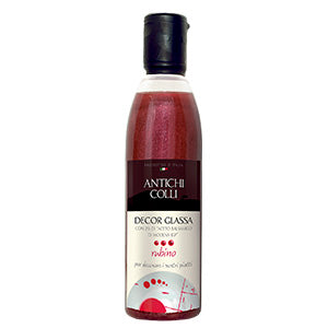 Antichi Colli Balsamic Decor Glaze Ruby 250ml