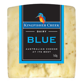 Kingfisher Creek Blue (8x160g)