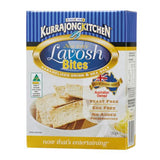 Kurrajong Kitchen Lavosh Onion 10x125g