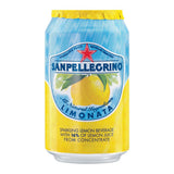 San Pellegrino Limonata Can 4x6x330ml