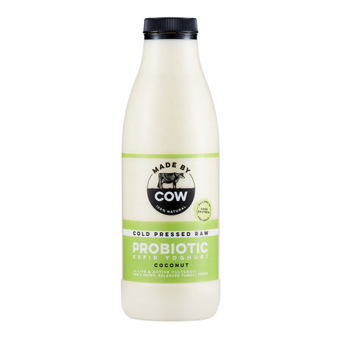 Made by Cow Raw Probiotic Kefir Coconut 6x750ml