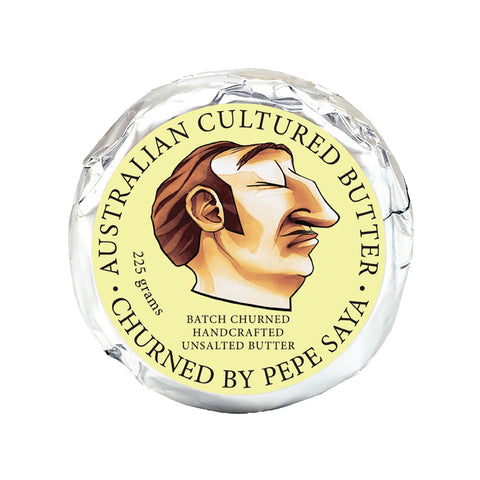 Pepe Saya Unsalted Cultured Butter 8(6x225g)