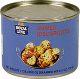 Royal Line Snails (24x200g)
